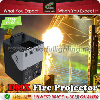 Mini Fire Machine Stage Effect Flame Projector