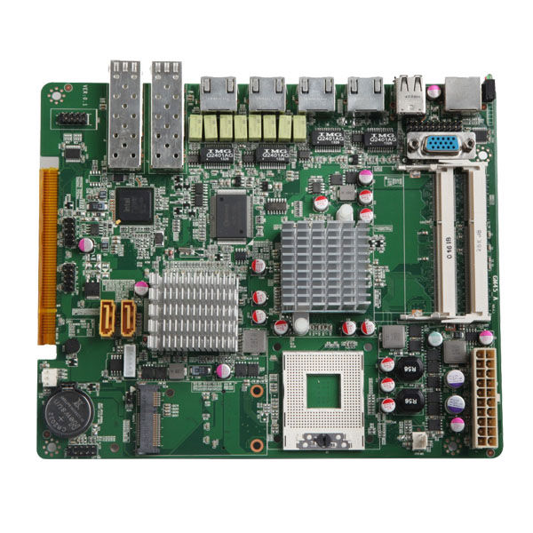 embedded linux motherboard ,GM45-6LAN(B),support maximum Intel quad-core processors