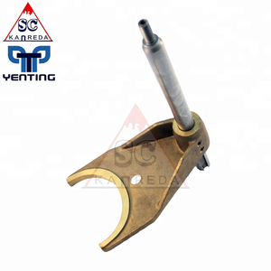 Best quality gear box fork parts for concrete pump