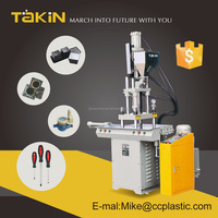 Plastic Injection Molding Machine in China factory