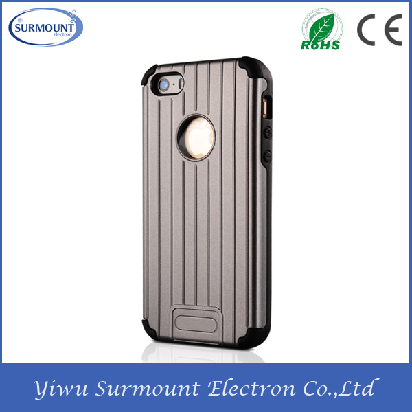 Phone Accessories New Design Suitcase Mobile Phone Case For iphone 6