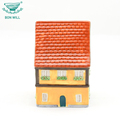 Handmade painted miniature souvenir buildings gift for home decor