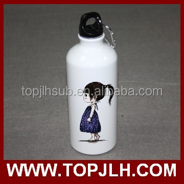 China Supplier Hot Sell metal squeeze sports water bottle