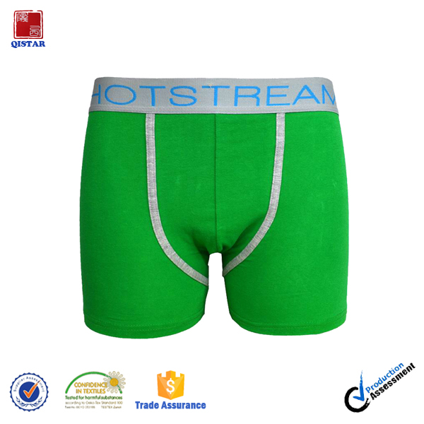 Cheap Price Solid Color Underwear Men Boxer Briefs For Mens Underwear Shorts
