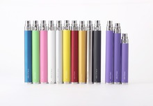 wholesale evod eGO Twist Battery 650mah,900mah, 1100mah pen like vaporizer