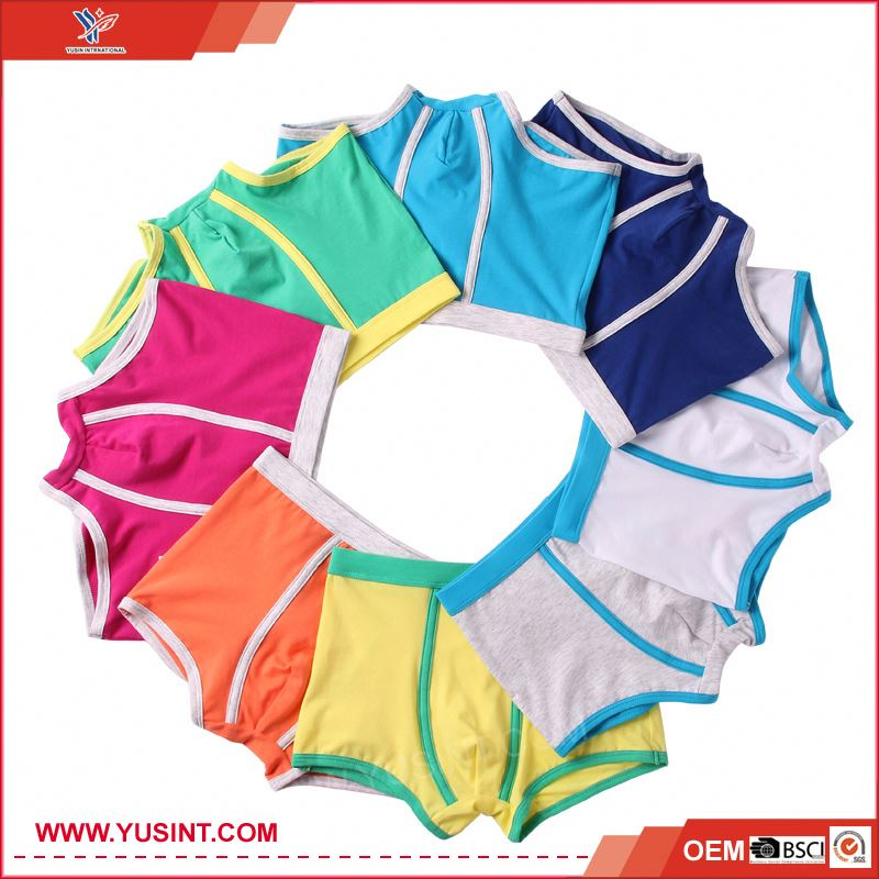 garment wholesale kids underwear models