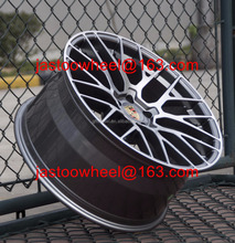 "We are rim factory ---- 21"" X 10"" forged wheel, deep concave rim for BMWX6, 5X120, 74.1"