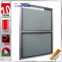 Superhouse exquisite aluminum window louver prices