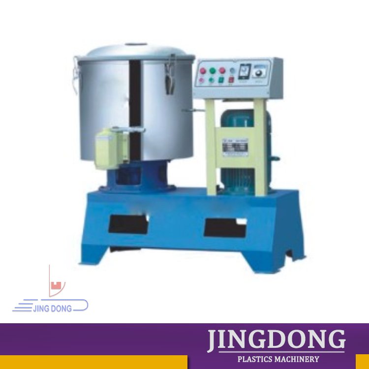 high speed china jiingdong brand small mixer for pvc plastic
