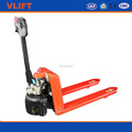 1.5 ton semi electric pallet truck with light weight great capacity