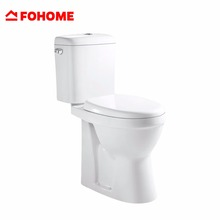 Tailor-made 470mm rim height washdown two piece disabled high toilet for the elderly, handicapped,old people wc toilets