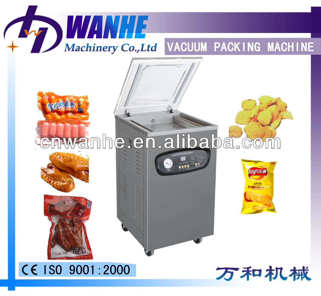 (DZ-400/2F) Biscuit Vacuum Packing Machine For Food