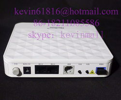 AN5506-02-FG GPON ONU optical network unit apply to FTTH FTTO modems, 2 LAN ports+1phone port, white colour