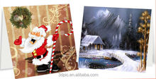 2014 hot sale new design handmade 3d greeting card wholesale