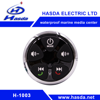 waterproof mp3 player for yachts hot