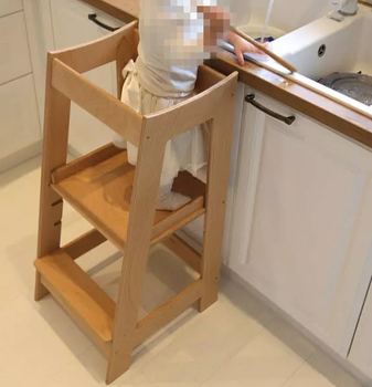 Home Living Room Furniture Wooden Kitchen Helper Learning Tower For Toddlers Buy Learning Tower Kitchen Helper Kids Stool Product On Alibaba Com