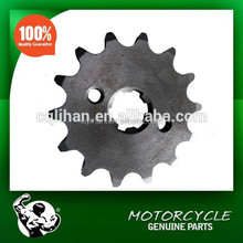 motorcycle chain sprocket set for motorcycle transmission