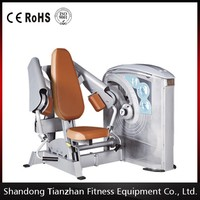 TZ-5005 New products Gym Use commercial fitness equipment / flex fitness equipment / Biceps Curl for wholesale