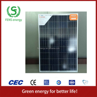 High quality 100w TUV/CE/IEC/MCS Approved Poly-Crystalline Solar Panel ,Poly Solar Panel Structures,Solar Panels Installers