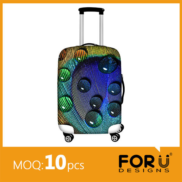 Beautiful luggage cover as gift item as corporate gift odm oem gift