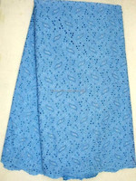 african wedding cloth dry lace/cotton fabric/siwss voile lace man use J111-5