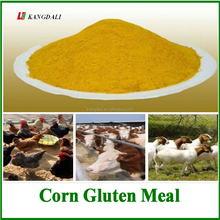 China Professional Supplier Corn Protein Powder In Corn Gluten Meal