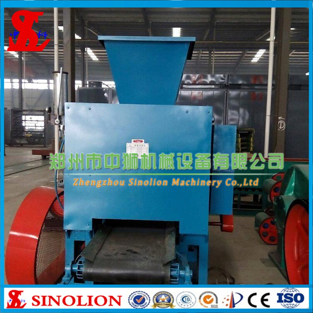 Hydraulic roller type White Brown Coal briquette machine
