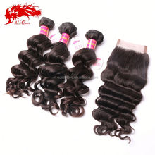 New Coming Unprocessed Buying Brazilian Bow Hair Extension Suppliers China