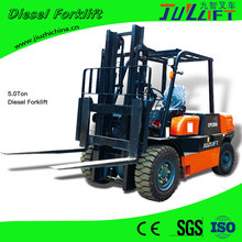 High Quality 5 Ton Diesel Forklift with Good Price from China supplier