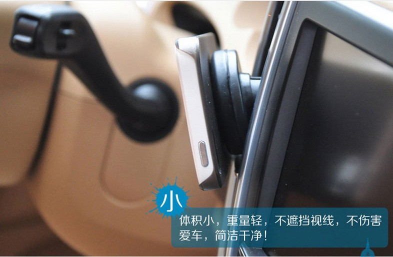 car mobile phone holder air vent magnetic car mount