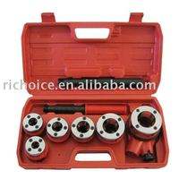 Professional 6pcs Pipe Tools Ratchet Die