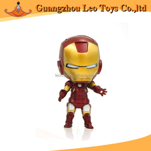 Wholesale Hot Selling Factory Made Super Heros A Set Of 3 IronMan Movie Small Figurines Toys