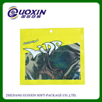Food packaging vacuum bag for sea food, plastic frozen food packaging bag