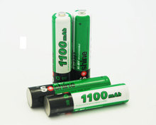 hot sell original Soshine Ni-MH AAA/Micro 1100mAh Rechargeable Battery