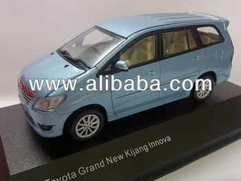 New 2012 Toyota Innova Die-Cast Car Model