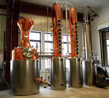 copper distillation equipment (CGET)