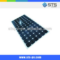 190W solar panel with CE TUV