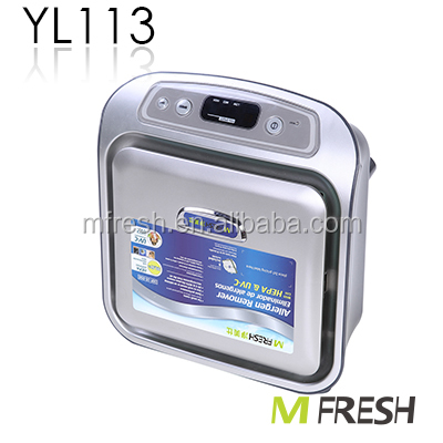 Low price Mfresh YL-113 HEPA Filter air conditioner with UV