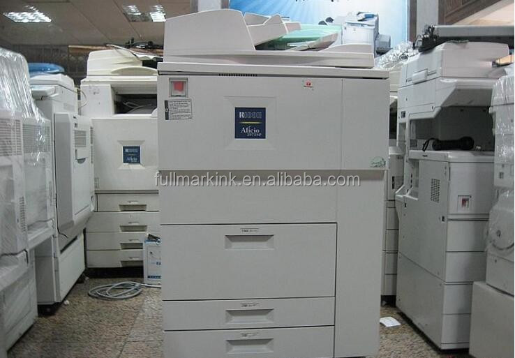used machine printer photocopiers Ricoh mp6002 copier