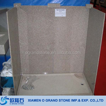 Natural Quartz Shower Stone Wall Panel, View shower stone wall ...
