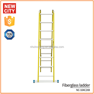 Light weight yellow or red 2x7,2x8 steps ladder for sale