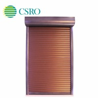 Aluminum high-end customized roller shutter remote control