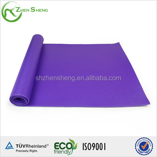 eco friendly yoga mat floor gym mat