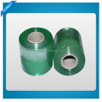 PVC Hand Stretch Cables Protective Blue Roll Slitting Packing Film