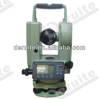 Surveying instrument:Electronic/Digital Theodolite DE2A