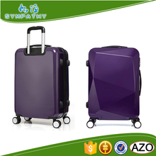 Printing electric luggage scooter luggage trolley bags