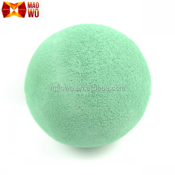 Hot sale clean ball concrete pump sponge rubber cleaning balls