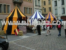 Medieval Historic tent