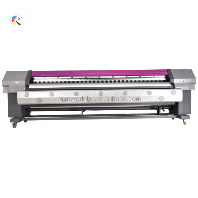 3.2m digital continuous chinese inkjet printer or industrial inkjet printer