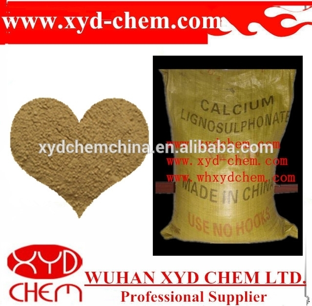 Factory price of calcium lignosulfonate/MG-2/MG-3/CLS for concrete/leather/fertilizer and dispersant of pesticide TDS & MSDS